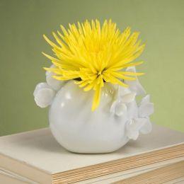Small Butterflies Vase