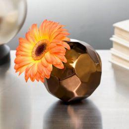 Nugget Bud Vase Bronze