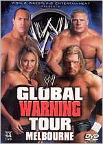 WWE: Global Warning - Melbourne