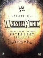 Wwe: Wrestlemania - the Complete Anthology, Vol. 3: Wrestlemania Xi-Xv