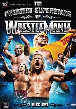 WWE: The Greatest Superstars of Wrestlemania