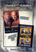 Wwe: Backlash 2003/Judgment Day 2003