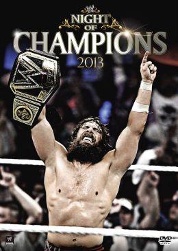 WWE: Night of Champions 2013