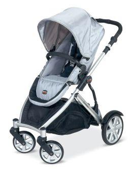 Britax B-Ready Stroller - Silver