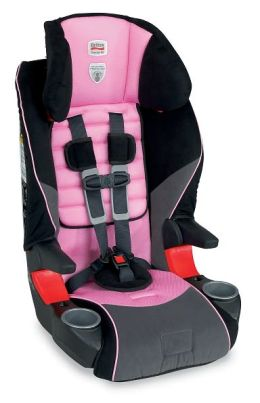 Britax Frontier 85 Combination Harness-2-Booster Seat (Pink Sky)
