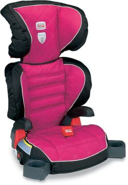 Britax Parkway SGL Booster Car Seat with Latch Livia