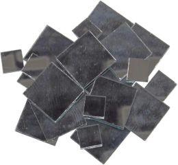 Square Glass Mirror 1/2