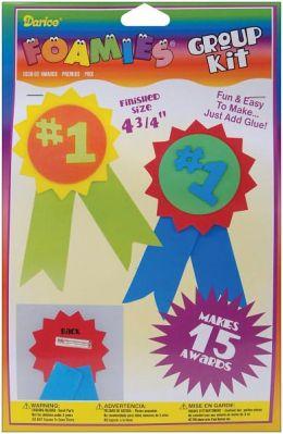 Foam Group Kit-Makes 15-Awards 4.75