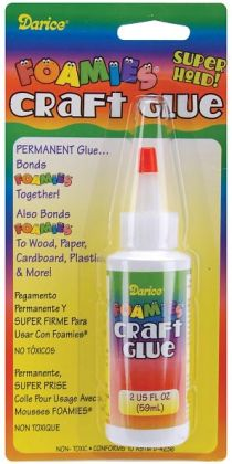 Foam Craft Glue-2 Ounces