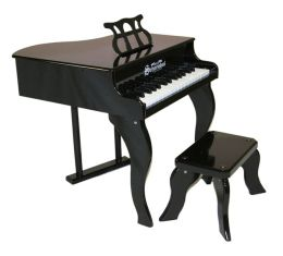 Schoenhut Fancy Baby Grand Piano