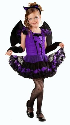 Baterina Child Costume: Size Medium (8)
