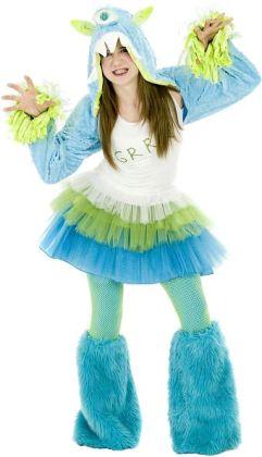 Grrr Monster Tween Costume: Tween