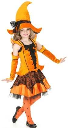 Delphina the Witch Child Costume: Size 10