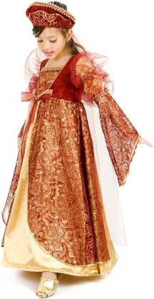 Princess Anne Child Costume: X-Large