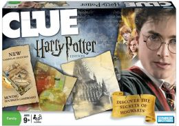 Clue Harry Potter Edition Board Game