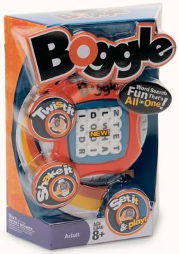 Boggle Reinvention 2009