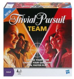 Trivial Pursuit Team Play