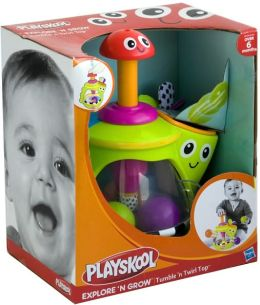 Playskool Explore & Grow Tumble N Twirl Top