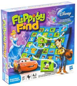 Disney Flippity Find Game