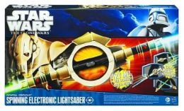 Star Wars General Grevious Lightsaber
