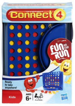 Connect Four Travel
