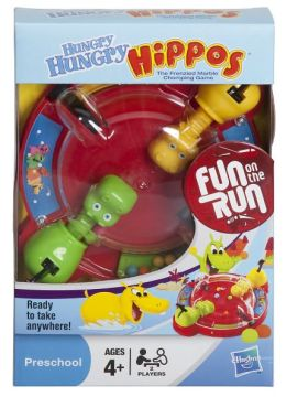 Hungry Hungry Hippos Travel