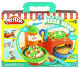 Playdoh Twirl N' Top Pizza Shop
