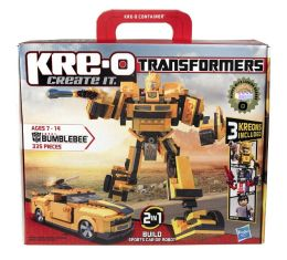 Kre-O Transformers Deluxe Bumblebee