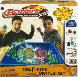 Beyblade XTS Half-Pipe Battle Set