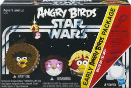 Star Wars Angry Birds Kenner Retro 4 Pack