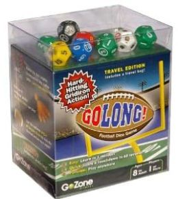 GoLong Football Dice Game