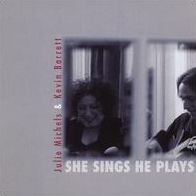 She Sings He Plays