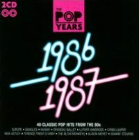 The Pop Years: 1986-1987