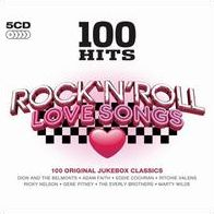 100 Hits: Rock 'n' Roll Love Songs