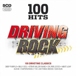 100 Hits: Driving Rock [2011]
