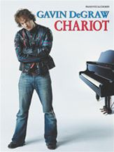 Alfred 00-PFM0511 Gavin DeGraw- Chariot - Music Book