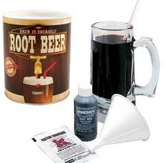 Brew It Yourself: Root Beer Kit