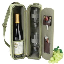 Hamptons Sunset Wine Carrier