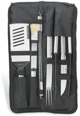 Nine Piece Barbecue Set