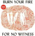 CD Cover Image. Title: Burn Your Fire for No Witness, Artist: Angel Olsen