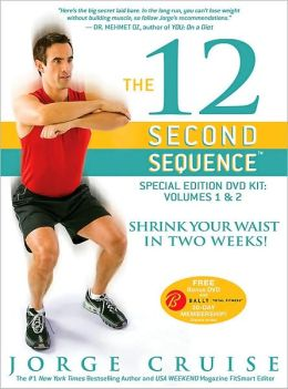 Jorge Cruise: the 12 Second Sequence Workout, Vol. 1 & 2