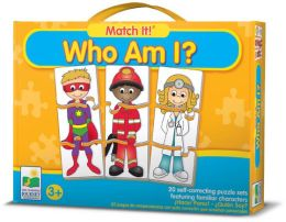 Match It! Who Am I? Educational Puzzle