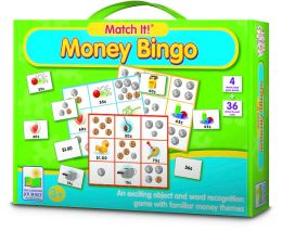Match It ! Money Bingo