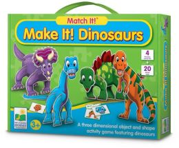 Match It! Make It Dinosaurs