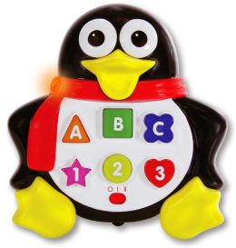 Early Learning ABC & 123 Penguin Pal