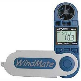 SpeedTech WindMate 100, basic wind meter