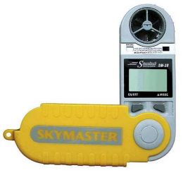 SpeedTech SkyMaster Weather Meter SM-28