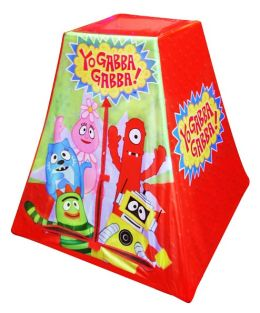 Yo Gabba Gabba Play Tent House