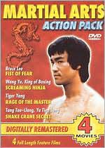 Radco: Martial Arts Action Pack