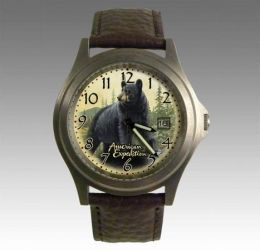 American Expediton WTCH-101 Black Bear Sportsmans Watch